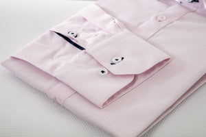 CAMISA FORMAL PALO DE ROSA REGULAR FIT - Uwamarket