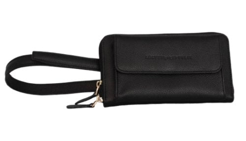 Cross Body Wallet NEGRO - Uwamarket
