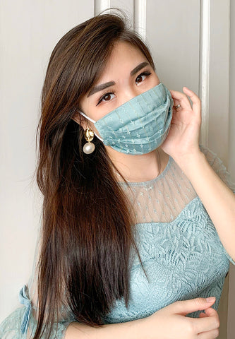 Ariana Lace Mask