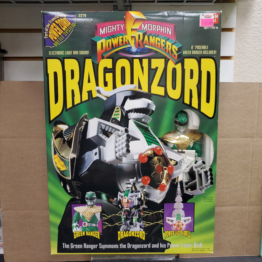 Mighty Morphin Power Rangers Dragonzord