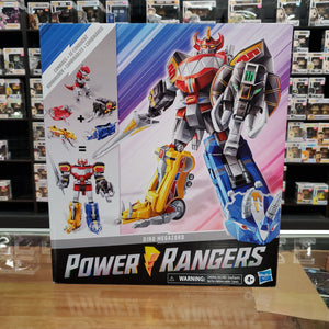 AMAZON EXCLUSIVE LIGHTNING COLLECTION POWER RANGERS- MEGAZORD