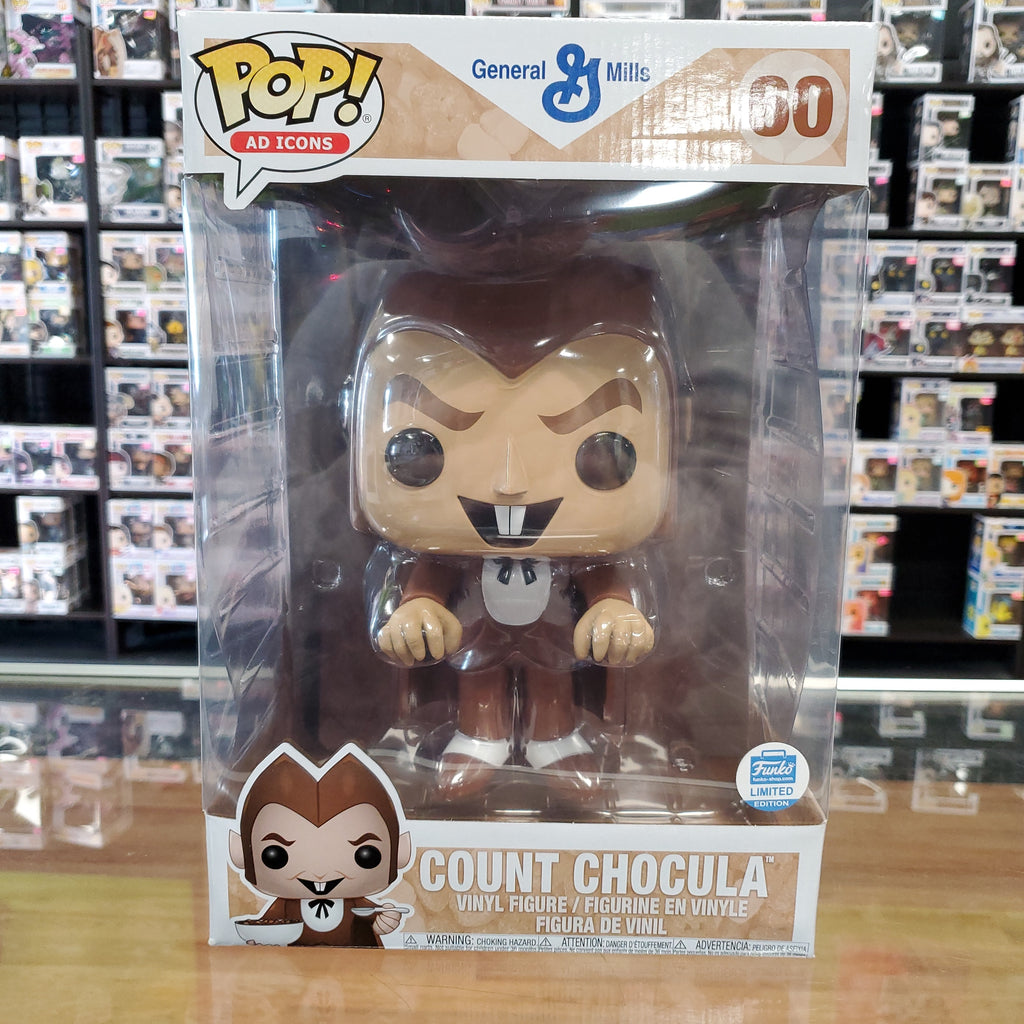 FUNKO POP! GENERAL MILLS #60- COUNT CHOCULA