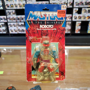 MATTEL MASTERS OF THE UNIVERSE- ROBOTO