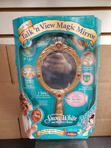 Just Toys Snow White and the Seven Dwarfs Talk n View Magic Mirror