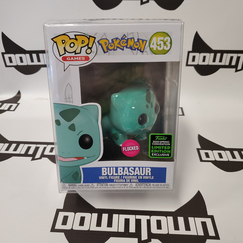FUNKO POP! POKEMON- BULBASAUR