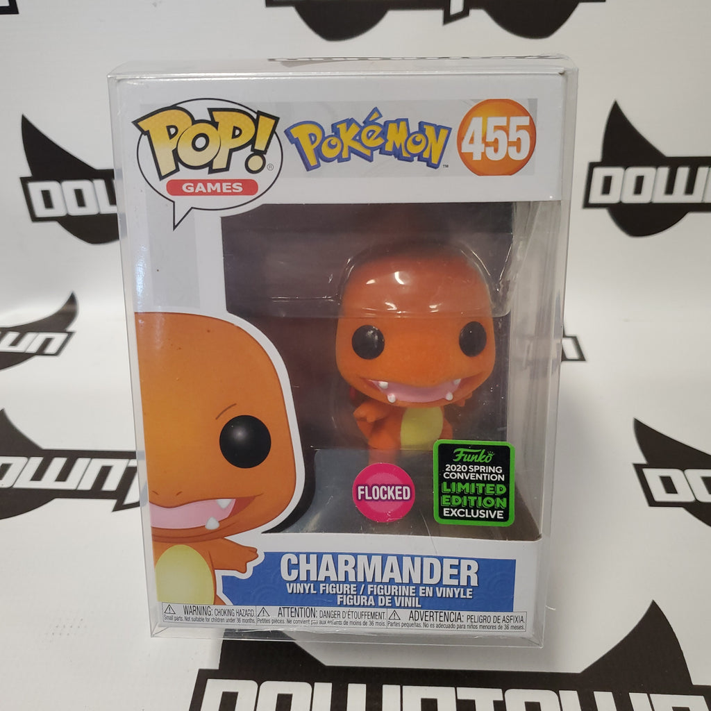 FUNKO POP! POKEMON- CHARMANDER
