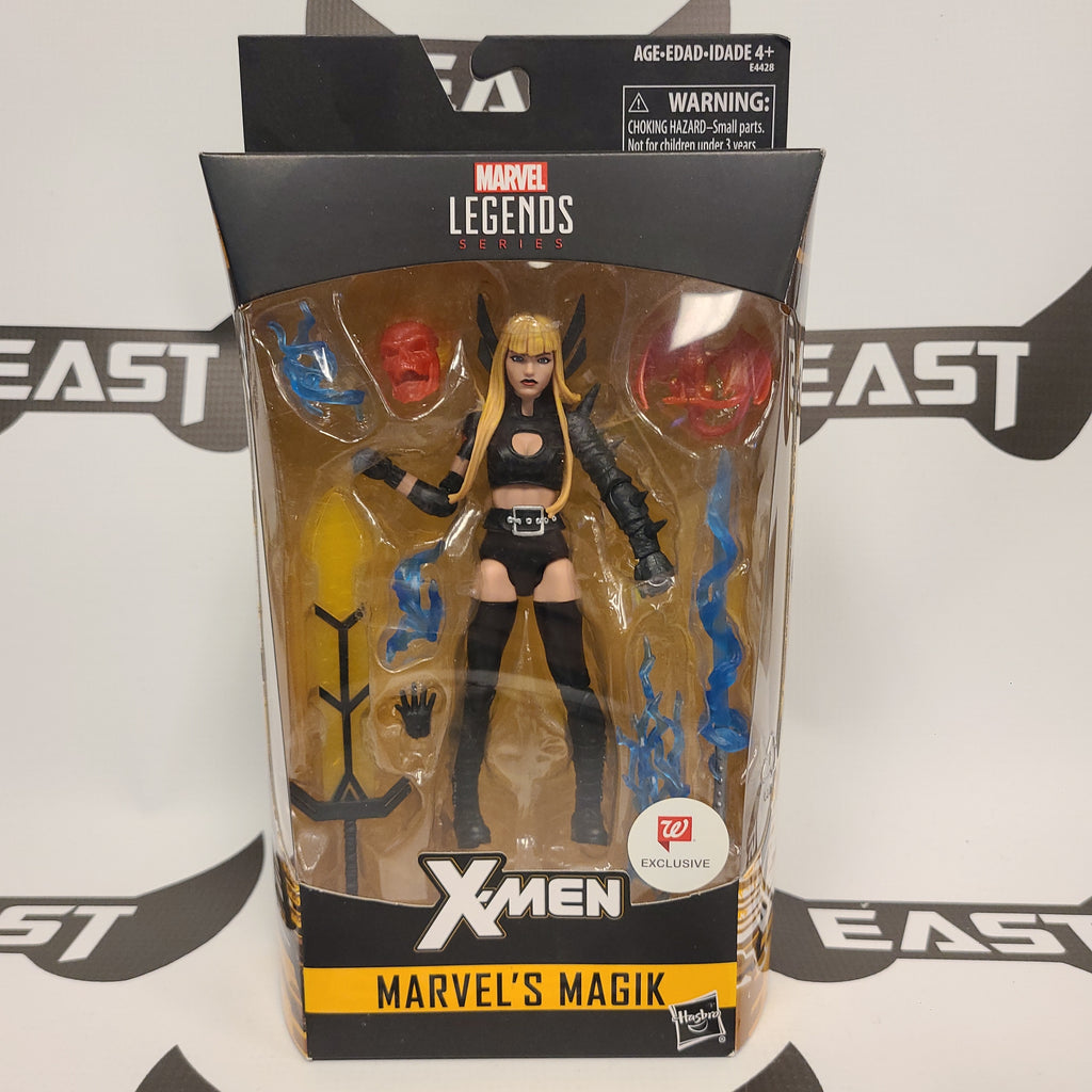 Hasbro Marvel Legends X-Men Magik Walgreens Exclusive