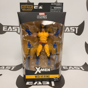 Hasbro Marvel Legends X-Men Magik Wolverine