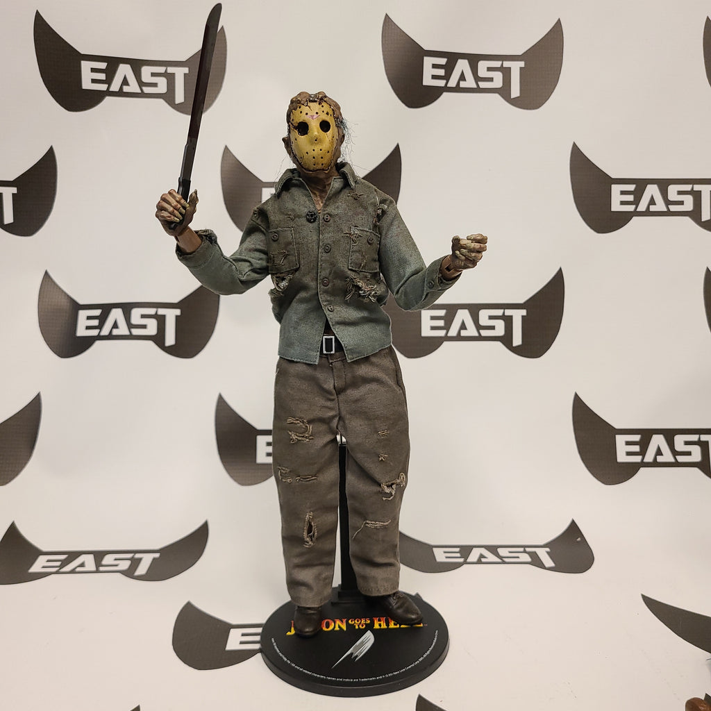 Sideshow Collectibles Friday The 13th Jason Goes to Hell Jason Vorhees