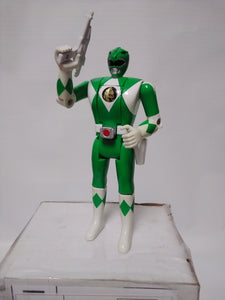 BANDAI Mighty Morphin Power Rangers Auto-Morphin Green Ranger/Tommy (1993)