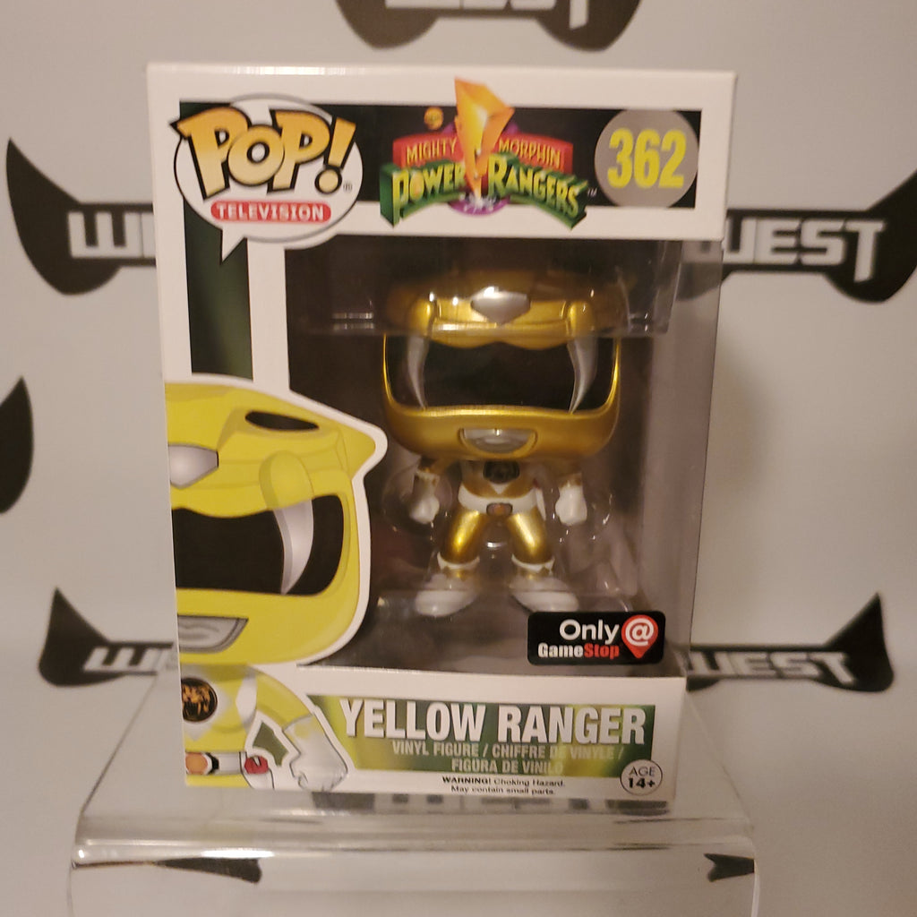 Funko Pop Television Mighty Morphin Power Rangers
