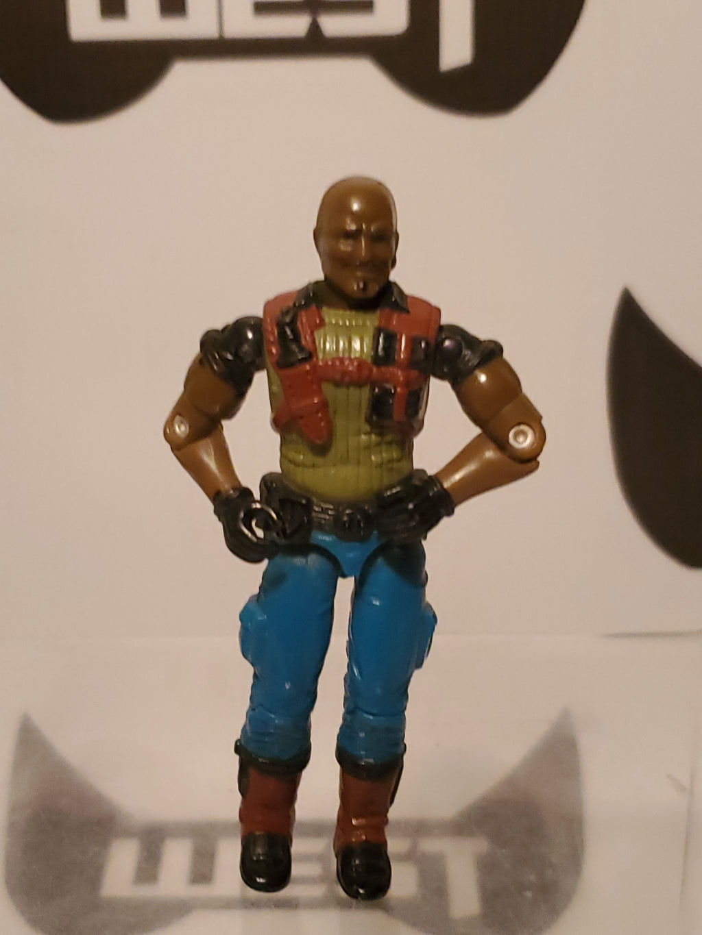 Hasbro G.I. Joe Road Block