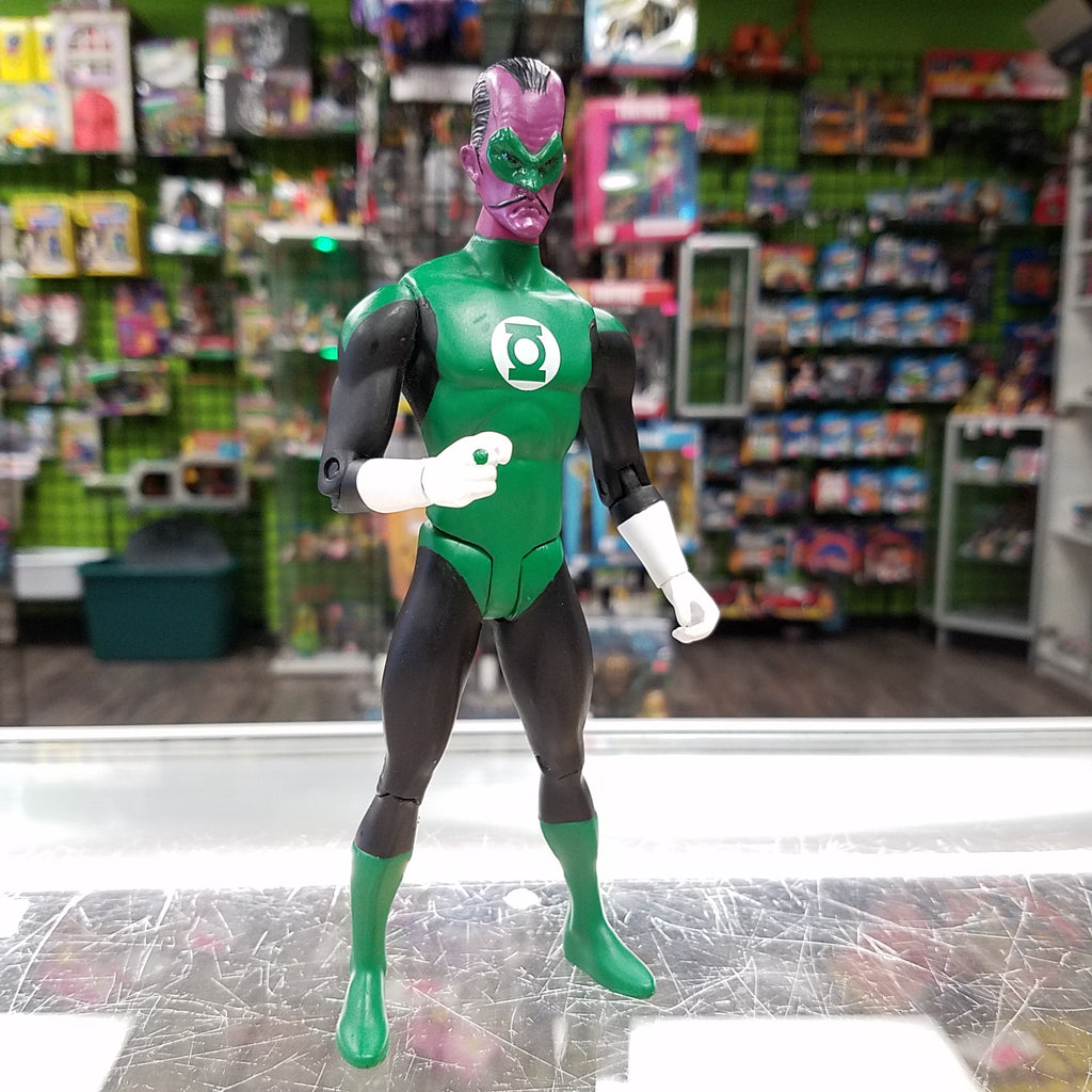 DC Direct Green Lantern Sinestro