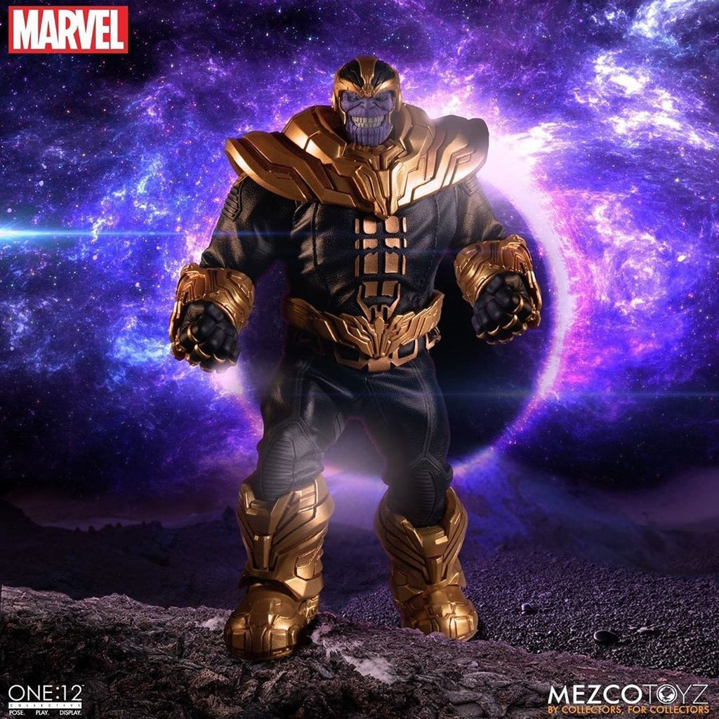 Pre-Order Mezco One:12 Marvel Thanos