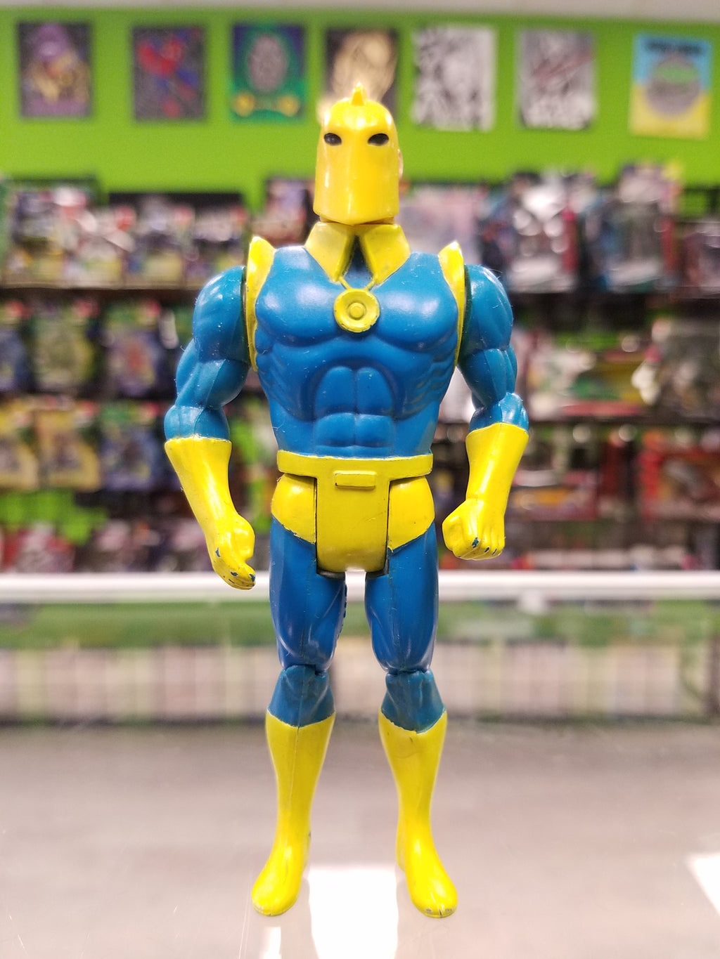 Kenner DC Super Powers Collection Dr. Fate