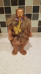 "MEGO ""Wizard of Oz"" Cowardly Lion (Not Vintage)"