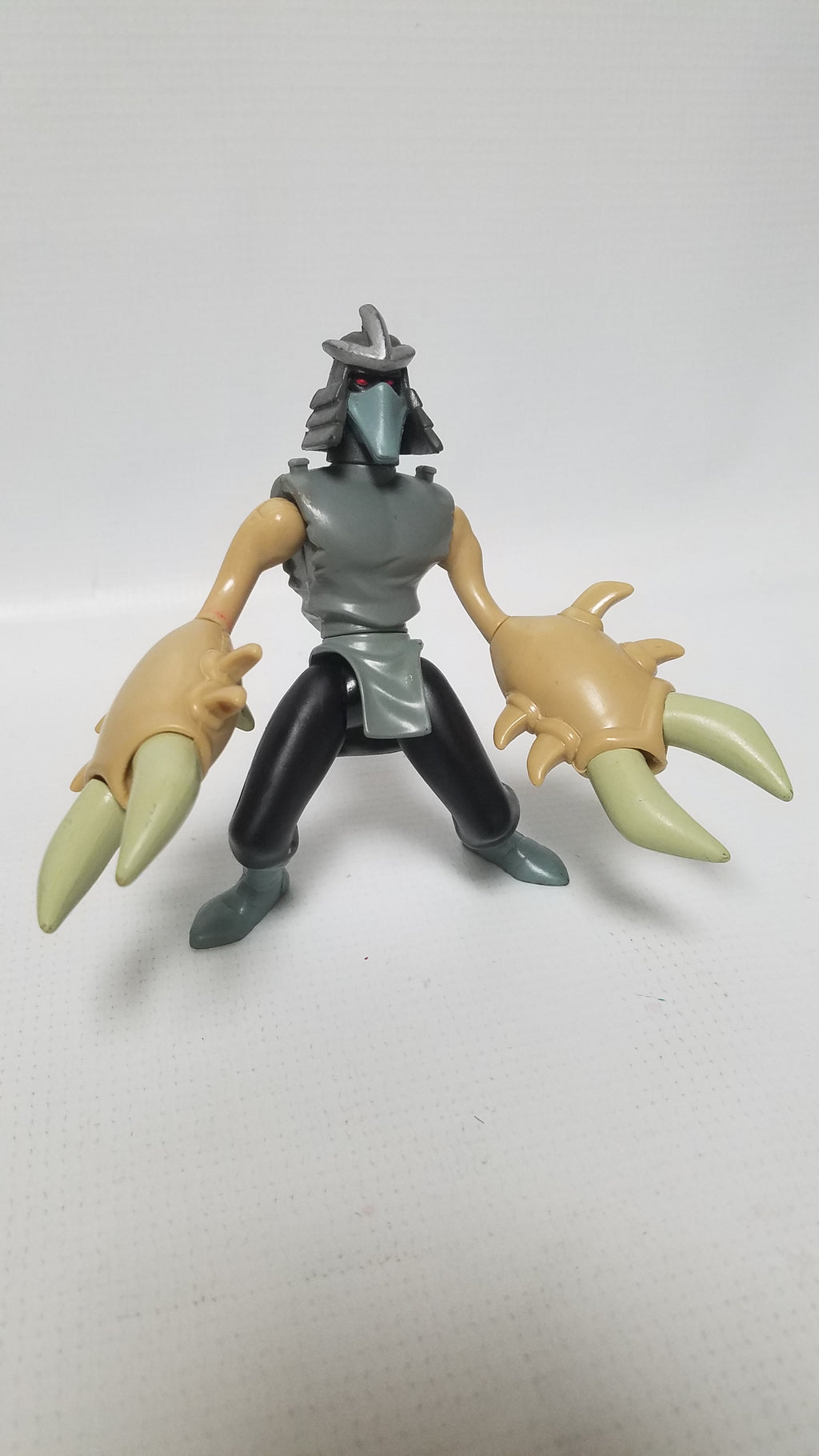 PLAYMATES TMNT Crab Claw Shredder (2004)