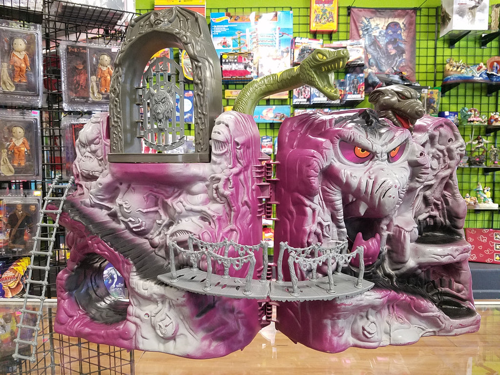 Masters Of The Universe Snake Mountain Playset