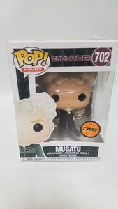 FUNKO POP! Movies #702 Zoolander's Mugatu (Chase Edition)