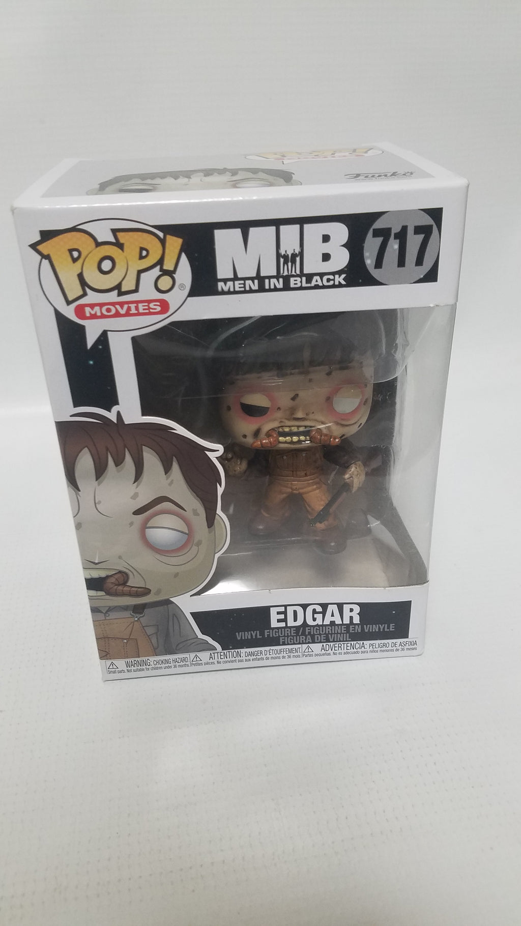 FUNKO POP! Movies #717 Men in Black's Edgar