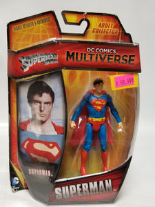 Mattel DC Multiverse Superman The Movie Superman