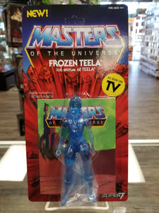 Super7 Masters of the Universe Frozen Teela