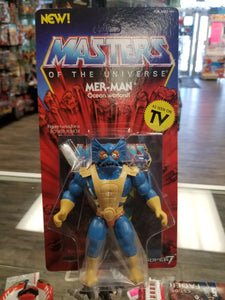 Super7 Masters of the Universe Mer-Man