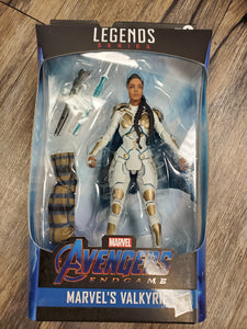 Marvel Legends Endgame Fat Thor BAF Valkyrie