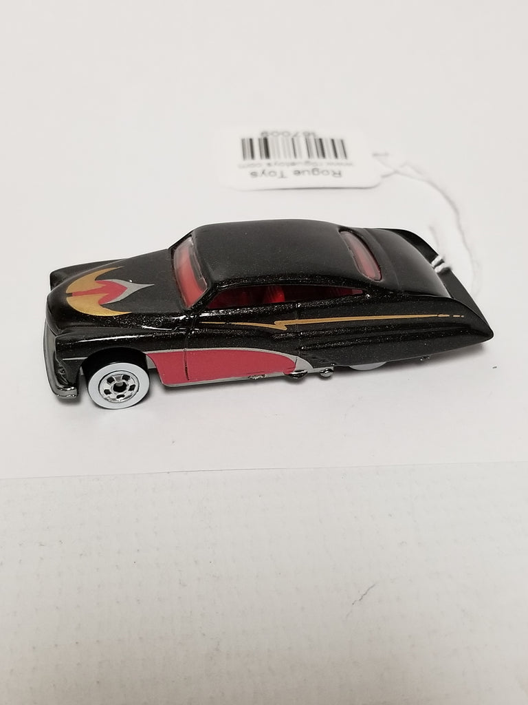 Mattel Hot Wheels 1989 Purple Passion Steel Stamp
