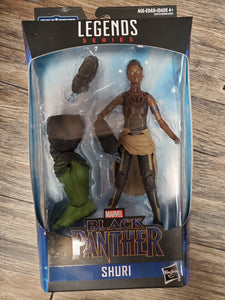 Marvel Legends Professor Hulk BAF Wave Shuri