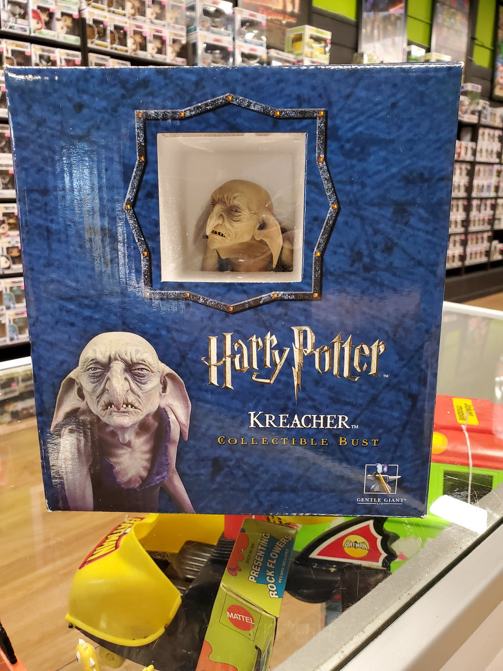 HARRY POTTER KREACHER
