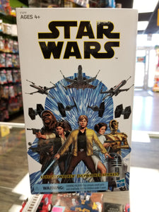Hasbro Star Wars Luke Skywalker ( Skywalker Strikes) Convention Exclusive