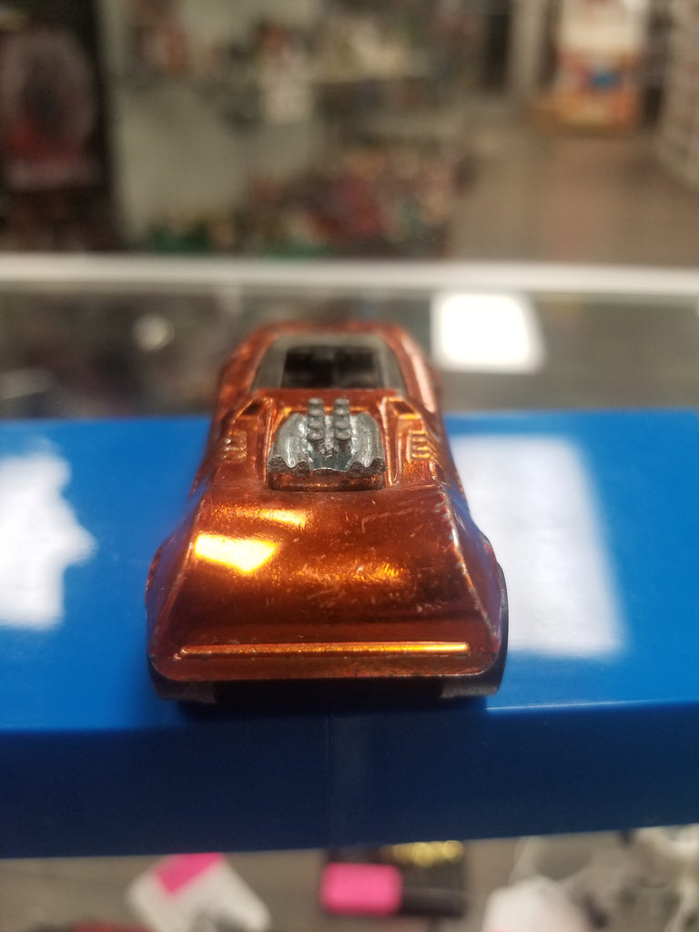 Mattel Hot Wheels Red Line Peeping Bomb