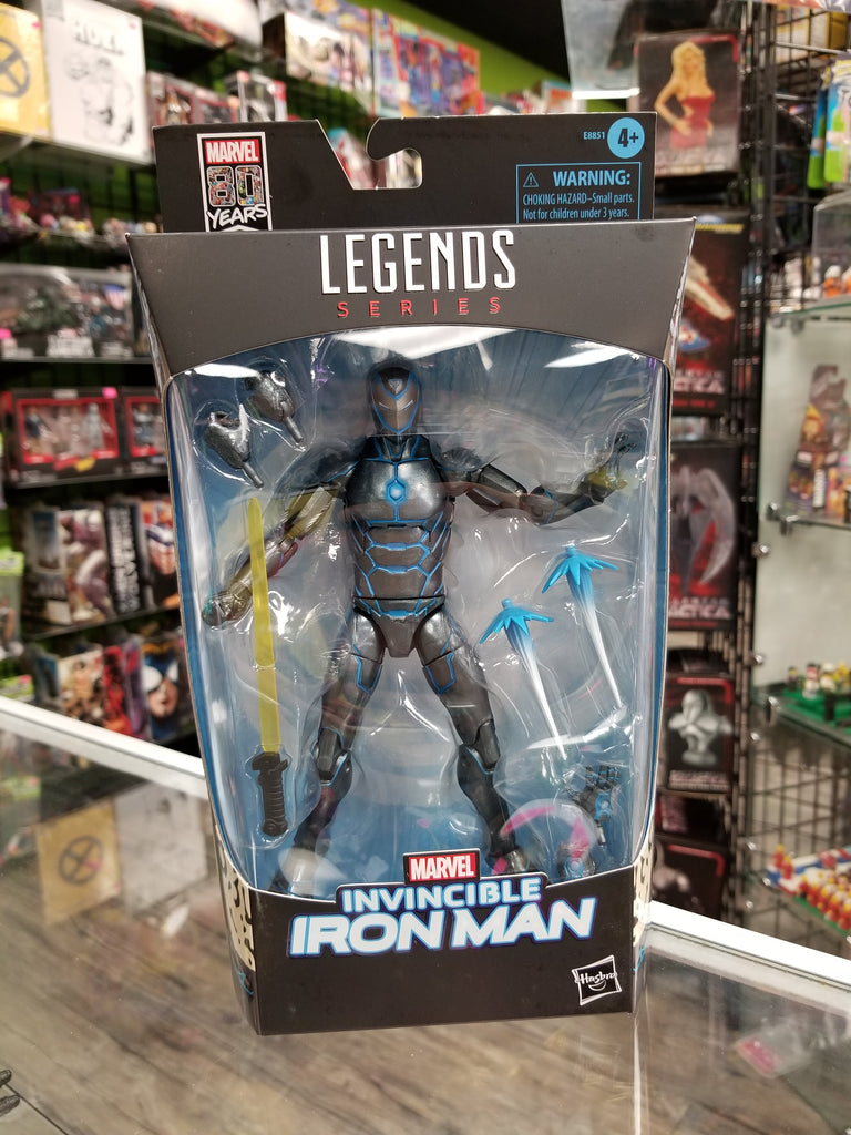 Hasbro Marvel Legends Invincible Iron Man