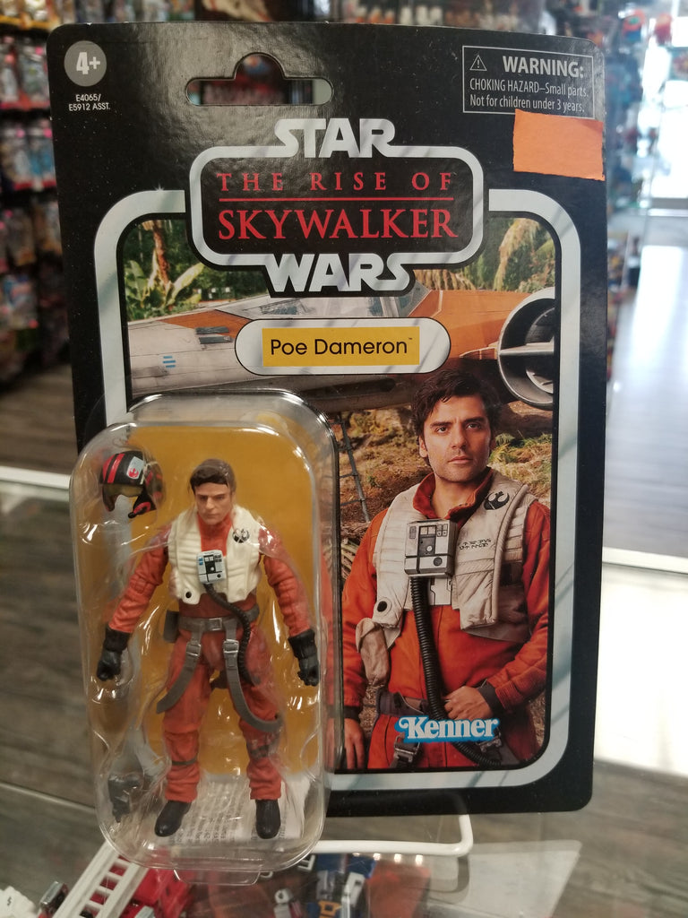 Hasbro Star Wars The Rise of Skywalker Poe Dameron