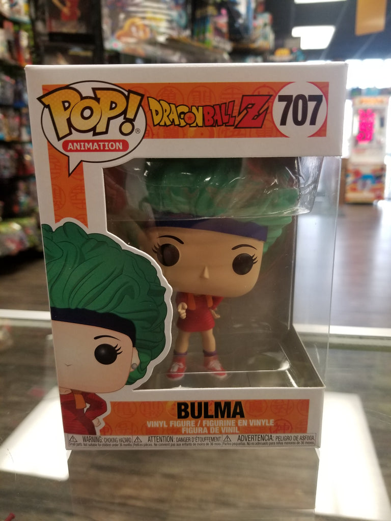Funko Pop! Animation DragonBall-Z Bulma 707