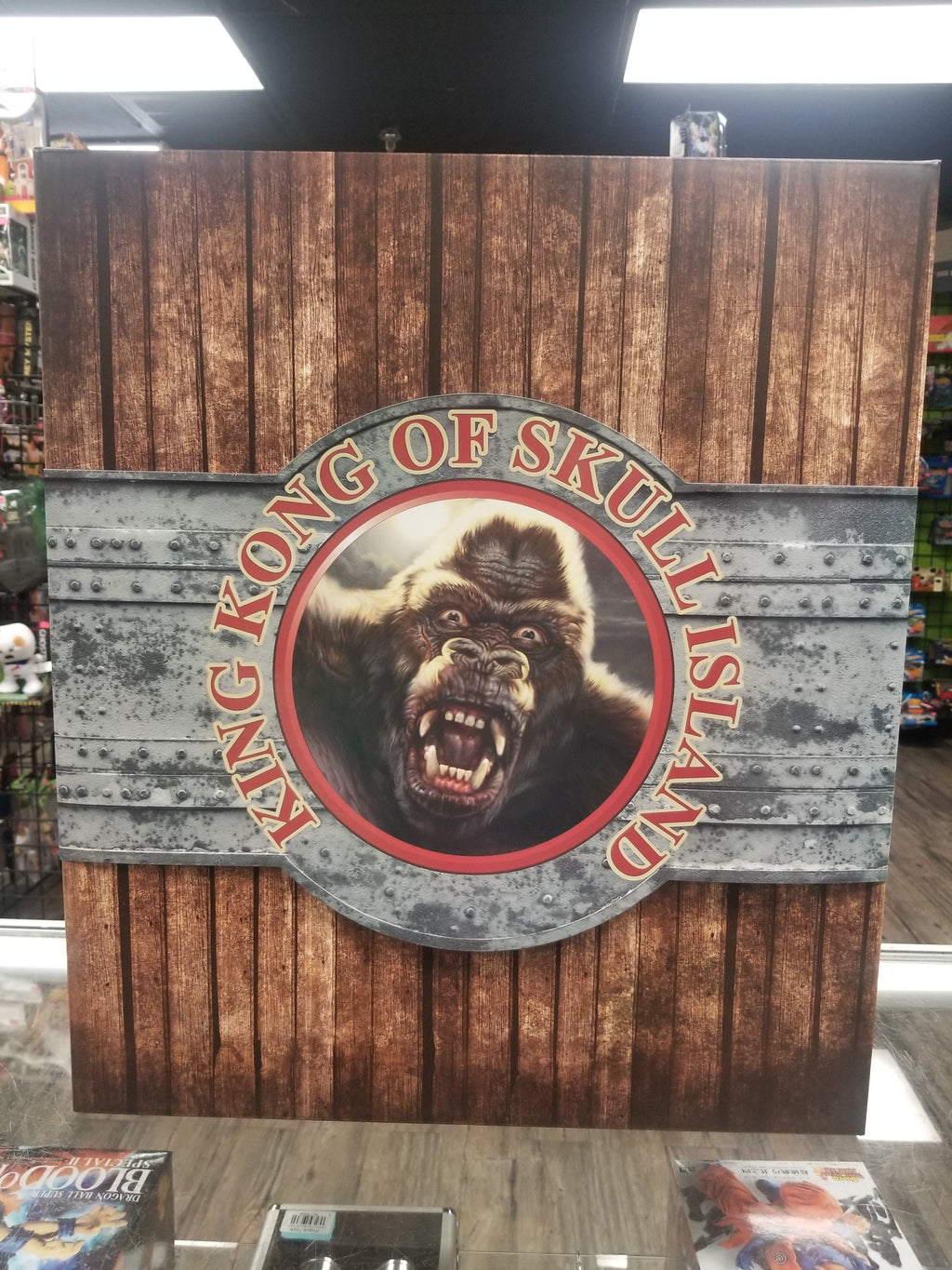 Mezco Toyz Ultimate Kong King Kong of Skull Island
