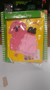 Mattel Barbie 1965 Doll Clothes Pack Francie And Casey