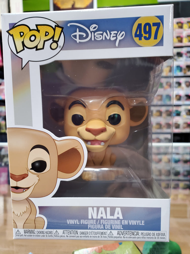Funko Pop Disney The Lion King Nala 497