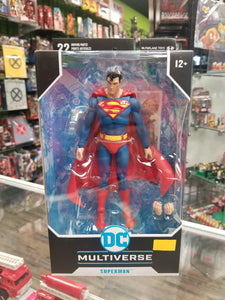 DC Multiverse Classic Superman
