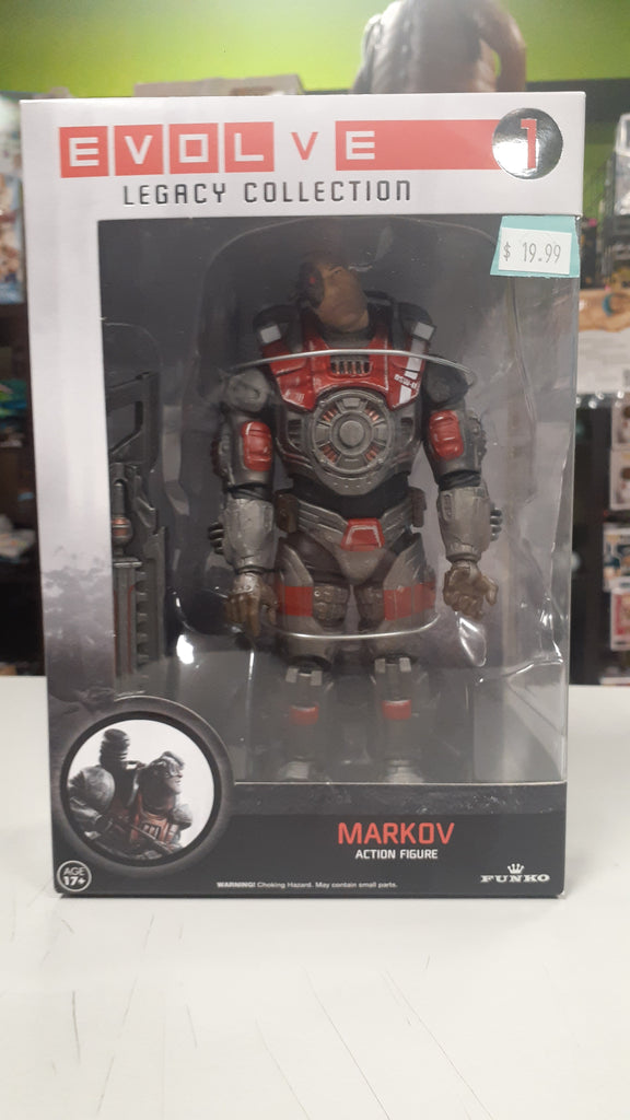 Funko Legacy Collection Evolve Markov