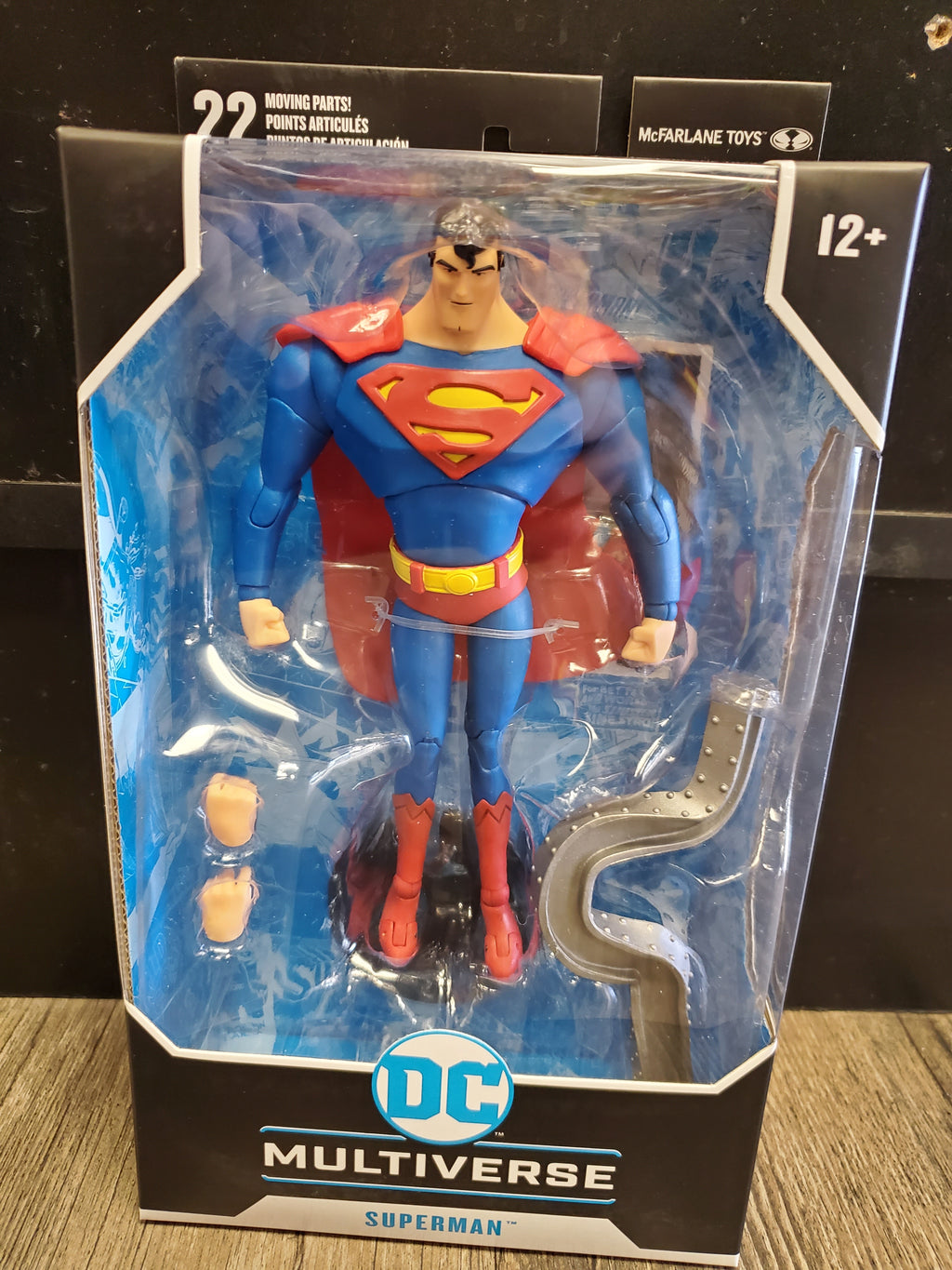 McFarlane DC Multiverse Animated Superman