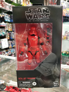 Hasbro Star Wars The Black Series Sith Jet Trooper