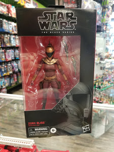 Hasbro Star Wars The Black Series Zorri Bliss
