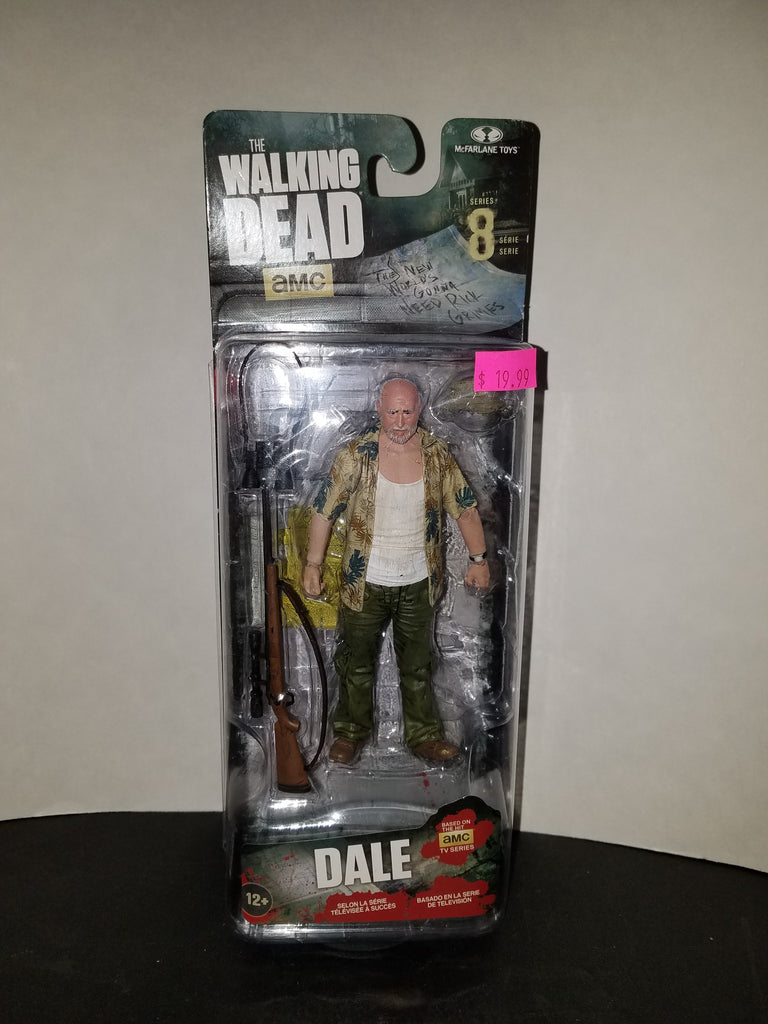 MCFARLANE TOYS, The Walking Dead Series 8 Dale