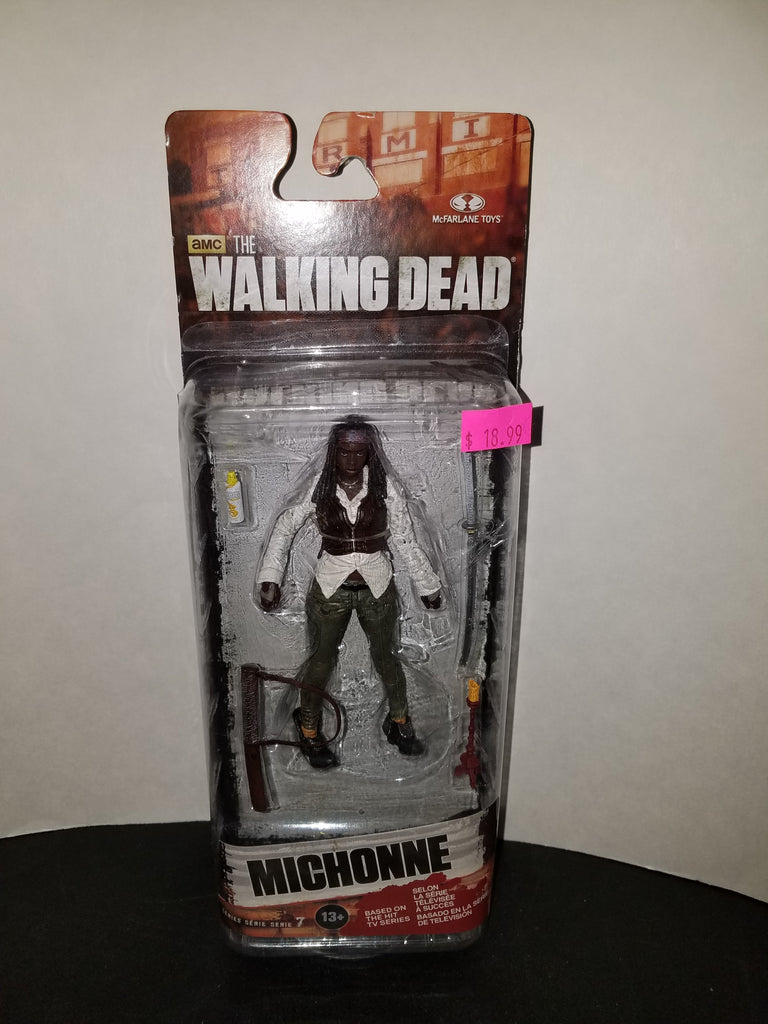MCFARLANE TOYS, The Walking Dead Series 7 Michonne