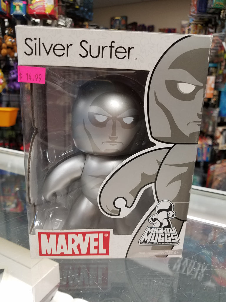 MIGHTY MUGGS MARVEL, Silver Surfer