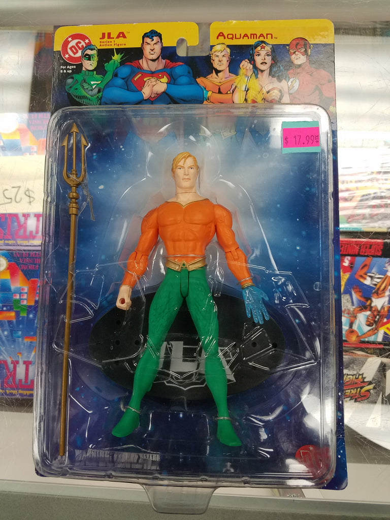 DC Direct JLA Aquaman