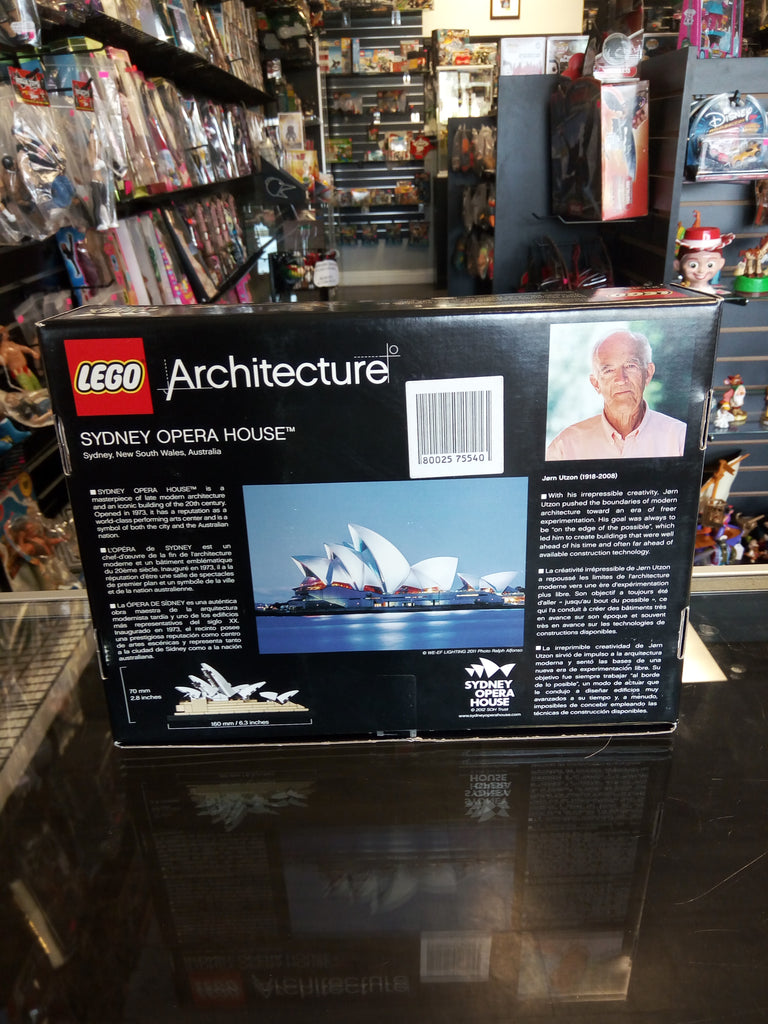Lego Architecture Sydney Opera House Set 21012