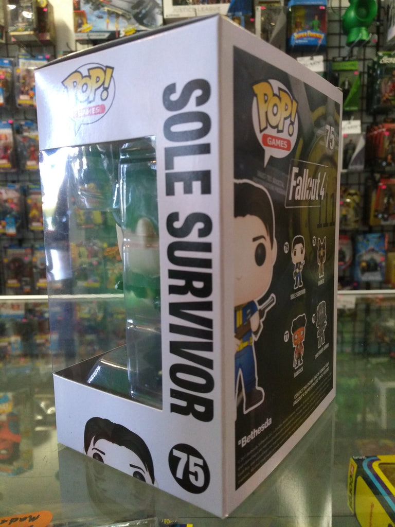 Funko POP! Games Fallout 4 Sole Survivor